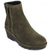 Alpe  Women´s Ankle Boots 3417  women's Low Ankle Boots in Green