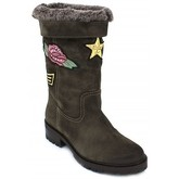 Alpe  Women Boots 3467  women's Boots in Green