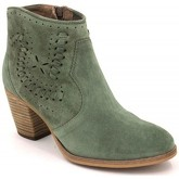 Alpe  3235  women's Low Ankle Boots in Green
