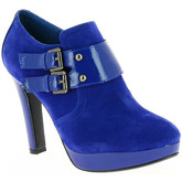 Milanelli  Ankel-Boots JENNY Blue  women's Boots in Blue