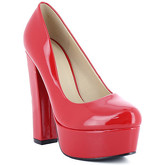 Zaza Pata  Pumps LILA Red  women's Court Shoes in Red