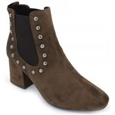 Alpe  3365  women's Low Ankle Boots in Brown