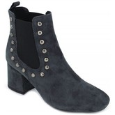 Alpe  3365  women's Low Ankle Boots in Grey
