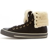 Converse  Chuck Taylor Knee X Hi Boots in Black 111515-974  women's Shoes (High-top Trainers) in Black