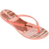 Ipanema  Wave Tropical Flip Flops in Orange 82119  women's Flip flops / Sandals (Shoes) in Orange