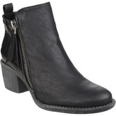 Divaz  Dench  women's Low Ankle Boots in Black