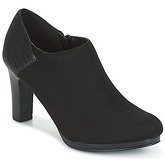 Moony Mood  GRENA  women's Low Boots in Black
