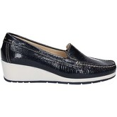 Cinzia Soft  IA1810-SP Mocassins Women Blue  women's Loafers / Casual Shoes in Blue