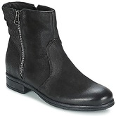 Dream in Green  AKSANA  women's Mid Boots in Black
