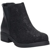Brigitte  H1261 Ankle Boots  women's Mid Boots in Black