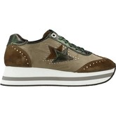 Cetti  C1120  women's Shoes (Trainers) in Green