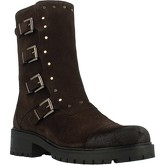 Alpe  3464 11  women's High Boots in Brown