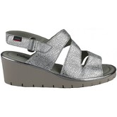 CallagHan  RENO  women's Sandals in Silver