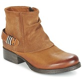 Dream in Green  FANTAN  women's Mid Boots in Brown