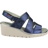 CallagHan  RENO  women's Sandals in Blue