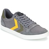 Hummel  SLIMMER STADIL DUO CANVAS LOW  women's Shoes (Trainers) in Grey