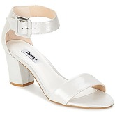 Dune  JOYE  women's Sandals in Silver