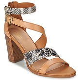 Carvela  KISSY  women's Sandals in Brown