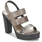 Bullboxer  LEVIANE  women's Sandals in Grey