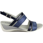 CallagHan  MARLEY  women's Sandals in Blue