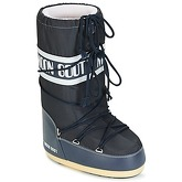 Moon Boot  MOON BOOT NYLON  women's Snow boots in Blue