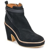 Castaner  TROPEA  women's Low Ankle Boots in Black