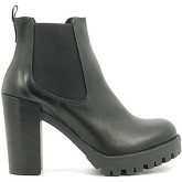 Cinzia Soft  IAU1452P Ankle boots Women Black  women's Mid Boots in Black