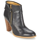 Casual Attitude  PATRIKA  women's Low Ankle Boots in Black