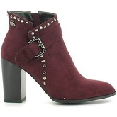 Byblos Blu  6670P3 Ankle boots Women Bordeaux  women's Mid Boots in Red