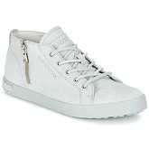 Blackstone  NL35  women's Shoes (High-top Trainers) in Grey