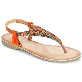 Marco Tozzi  FRANTIOL  women's Sandals in Orange