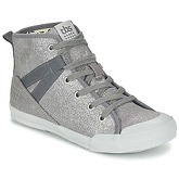 TBS  OLIVIAH  women's Shoes (High-top Trainers) in Grey