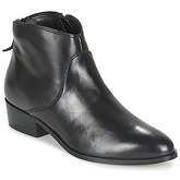 Dune  PEARCEY  women's Low Boots in Black