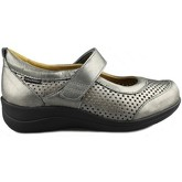 Calzamedi  VELCRO CUÑA  women's Shoes (Pumps / Ballerinas) in Grey