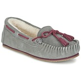 Clarks  Eskimo Kiki  women's Loafers / Casual Shoes in Grey