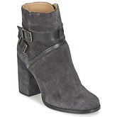 Castaner  CARLA  women's Low Ankle Boots in Grey