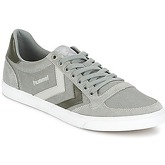Hummel  TEN STAR DUO CANVAS LOW  women's Shoes (Trainers) in Grey