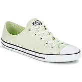 Converse  CTAS DAINTY OX  women's Shoes (Trainers) in Green