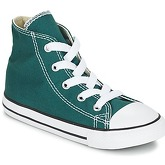 Converse  CTAS HI  women's Shoes (Trainers) in Green