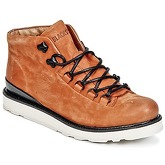 Blackstone  VETUNE  women's Shoes (High-top Trainers) in Brown