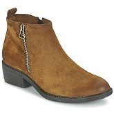 Dream in Green  FANTIBLO  women's Mid Boots in Brown