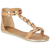 Dune  JAFFY DI  women's Sandals in Beige