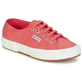 Superga  2750 CLASSIC  women's Shoes (Trainers) in Pink