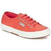 Superga  2750 CLASSIC  women's Shoes (Trainers) in Orange