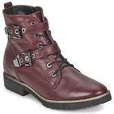 Carvela  SIMMY  women's Mid Boots in Red