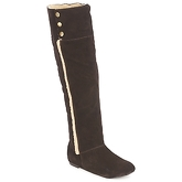 Chinese Laundry  TAKE ME THERE  women's High Boots in Brown