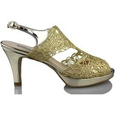 Angel Alarcon  SHOE ELEGANT  women's Court Shoes in Gold