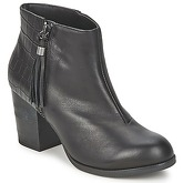 Dune  NOD  women's Low Ankle Boots in Black