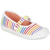 Little Marcel  LM AIX STP  women's Shoes (Pumps / Ballerinas) in Multicolour