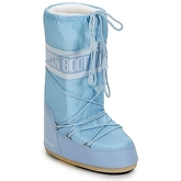 Moon Boot  CLASSIC  women's Snow boots in Blue